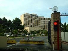 Hilton Alger Entrance