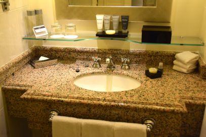 JW Marriott Rio De Janeiro Room Bathroom Sink
