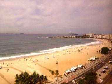 JW Marriott Rio De Janeiro Room View 2