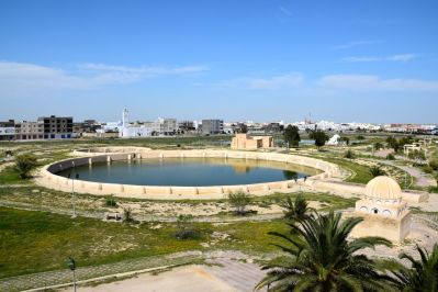 Kairouan Aghlabid Basins