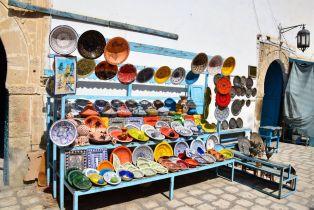 Kairouan Medina Pottery
