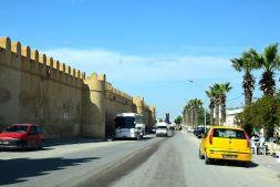 Kairouan Medina Wall