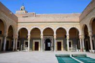 Kairouan Mosque of the Barber Courtyard-2