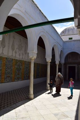 Kairouan Mosque of the Barber Hall