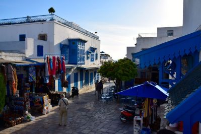 Sidi Bou Said Shopping