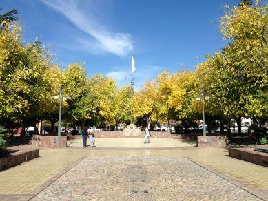 Chacras de Coria Square
