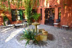 Finca Adalgisa Courtyard