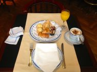 Hotel Club Frances Buenos Aires Breakfast