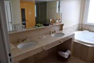 Hotel Club Frances Buenos Aires Luxury Suite Sink