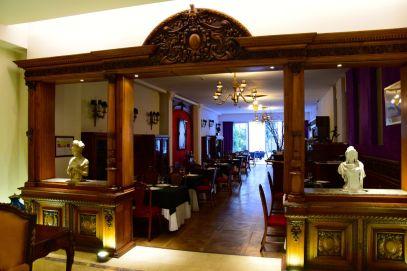 Hotel Club Frances Buenos Aires Restaurant