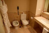 Hotel Club Frances Buenos Aires Room Bathroom