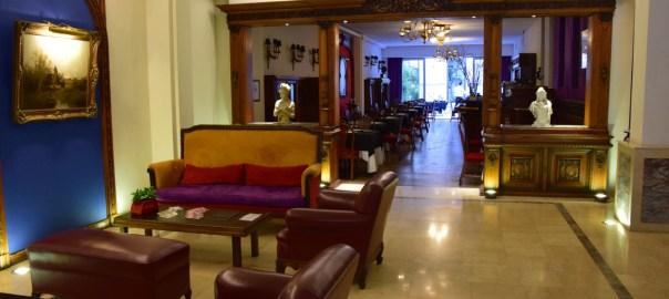 Hotel Club Frances header