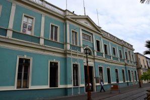 Iquique Baquedano Street Building