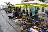 Iquique Baquedano Street Shops