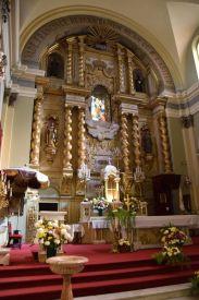 Mendoza Basilica San Francisco Altar