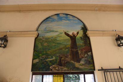 Mendoza Basilica San Francisco Art