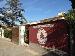 Mendoza Pulmary Entrance