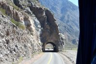 Mendoza to Santiago Tunnel