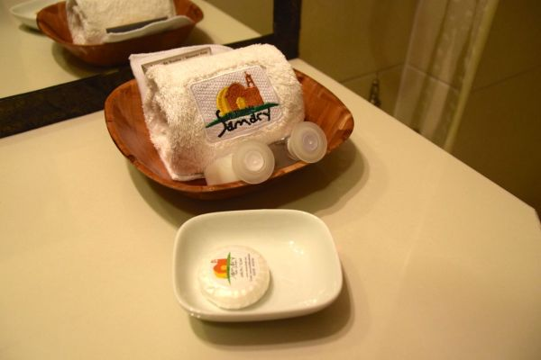 Mi pueblo Samary Room Bathroom Amenities