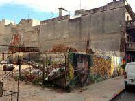 Montevideo Street Graffiti