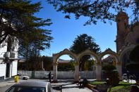 Potosi Center Arches