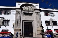 Potosi Center Bank