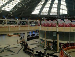 Potosi's New Bus Terminal