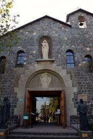Santiago Cerro San Cristóbal Church