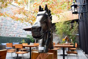 The Aubrey Santiago Horse Head