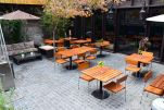 The Aubrey Santiago Piano Bar Outdoor Dining