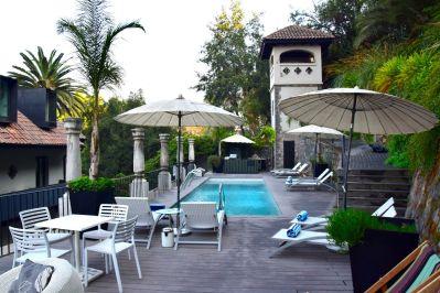 The Aubrey Santiago Pool