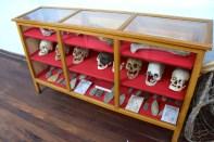 Uyuni Town Museum Skulls