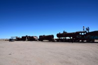 Uyuni Train Cemetery Tour
