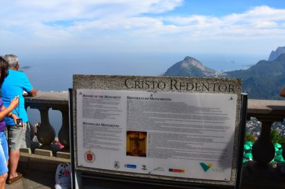 Christ the Redeemer Sign