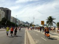 Copacabana Boardwalk