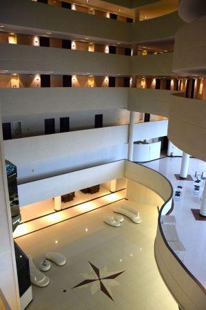 HG Tower Hotel Interior