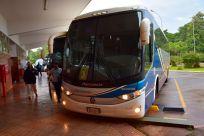 Itaipu Dam Bus