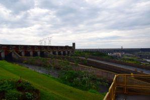 Itaipu Dam Platform View