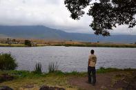 Ngorongoro Crater Ngoitokitok Spring David