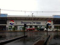 Paraguay Border Shopping
