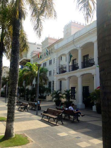 Santa Cruz Plaza 24 de Septiembre Government