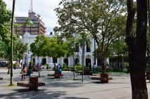 Santa Cruz Plaza 24 de Septiembre Square