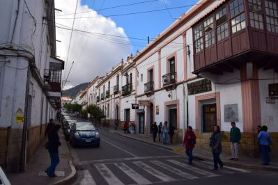 Sucre Street Colonial