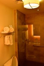 Best Western Premier Petion-Ville Room Shower