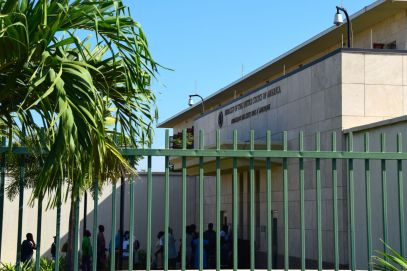 Capital Coach LIne Office US Embassy Port au Prince Haiti