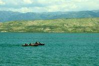 Haiti Dominican Republic Border Boat