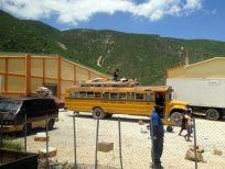 Haiti Dominican Republic Border Bus