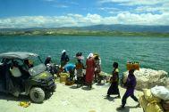 Haiti Dominican Republic Border Food