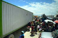 Haiti Dominican Republic Border People