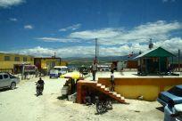 Haiti Dominican Republic Border Street